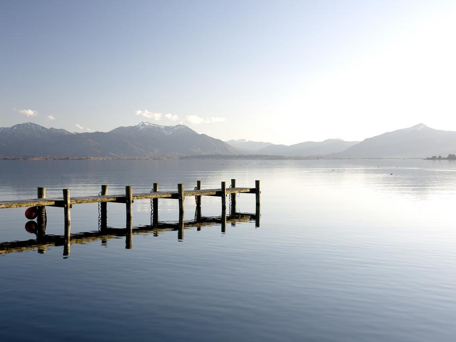 Lake Chiemsee, the Bavarian Sea